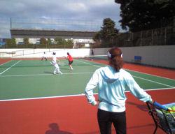 テニス プライベート レッスン 神奈川